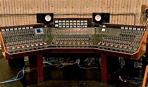 Guess how much Abbey Road's recording console used by Pink