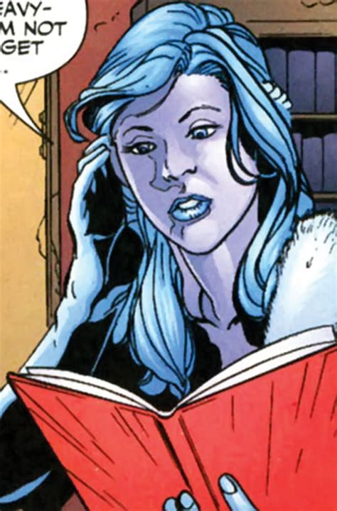 Killer Frost - DC Comics - Louise Lincoln - Character