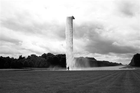 video: the building of olafur eliasson's waterfall at