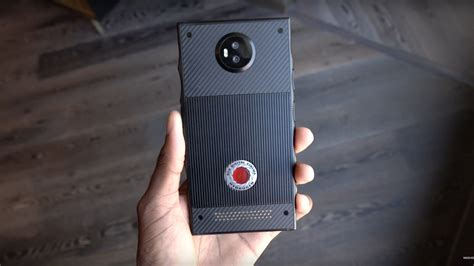 RED's upcoming $1,200 smartphone is enormous - The Verge