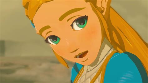Breath of the Wild DLC The Champions' Ballad is all about
