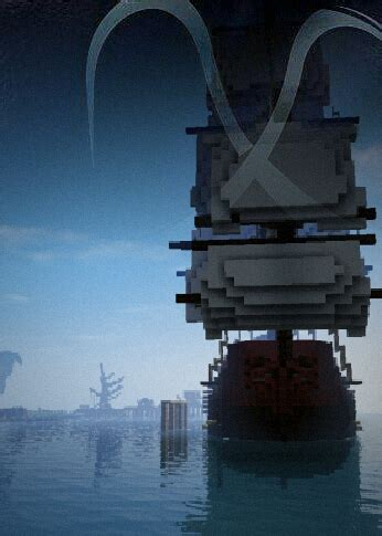 Captain Hook Ship (a different version) Minecraft Map