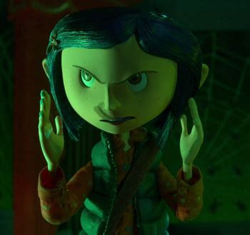 Coraline / Awesome - TV Tropes