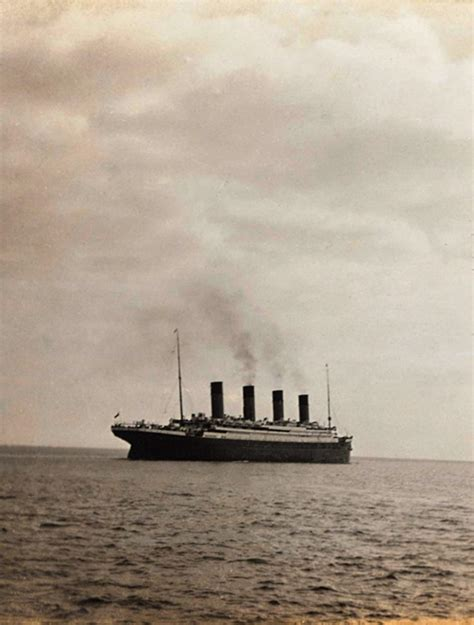 Titanic Debris Field Map Nearly 100 Years After Disaster