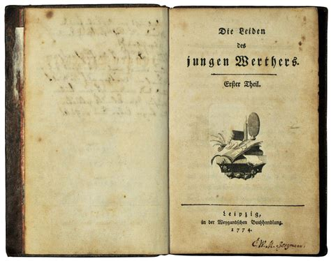 The Sorrows of Young Werther - Wikipedia